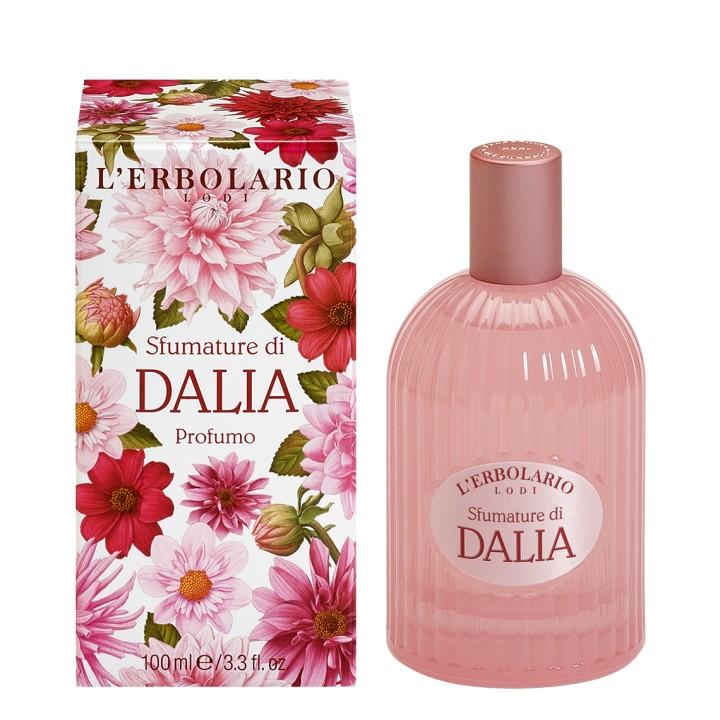 L'Erbolario Sfumature di Dalia woda perfumowana, 100 ml