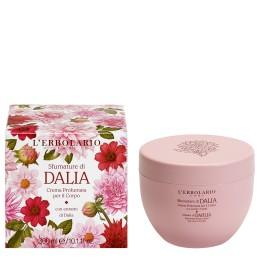 L'Erbolario Sfumature di Dalia, perfumowany krem do ciała, 300 ml