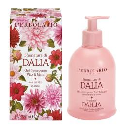 L'Erbolario Sfumature di Dalia, żel do mycia twarzy i rąk, 280 ml