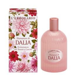L'Erbolario Sfumature di Dalia, perfumy do tkanin i poduszek 125 ml