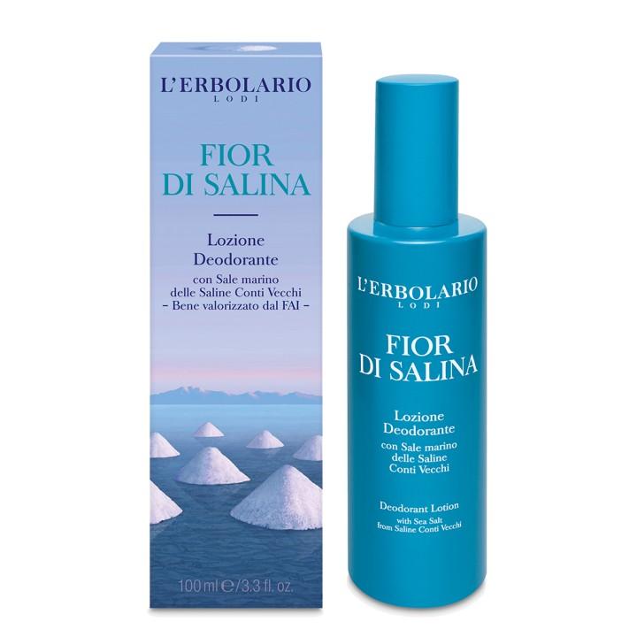Fior di Salina dezodorant z atomizerem, 100 ml