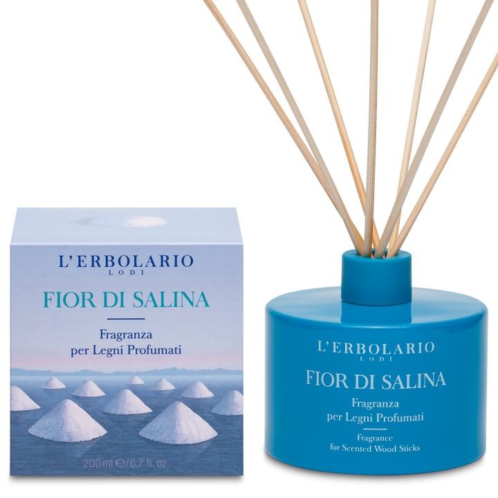 Fior di Salina perfumy do patyczków zapachowych (dyfuzor), 200ml