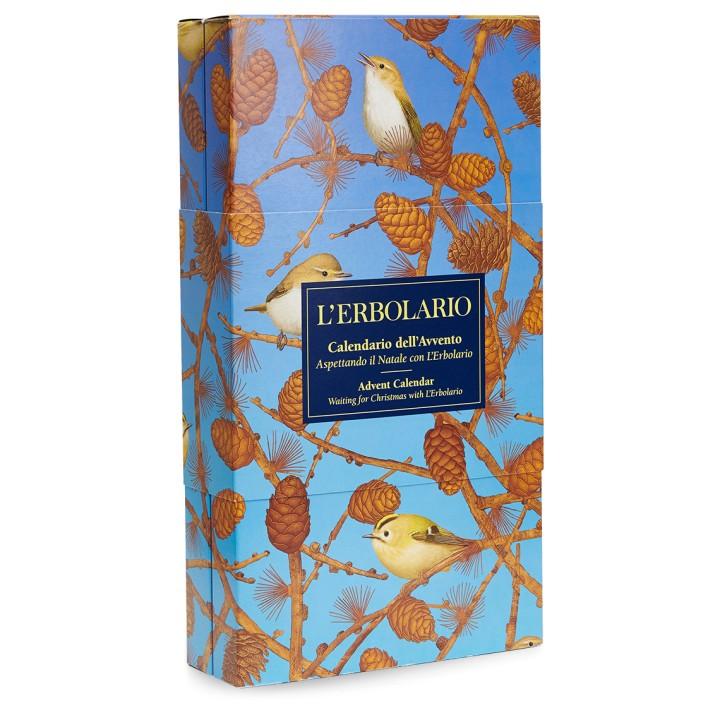 L'Erbolario Kalendarz Adwentowy edycja limitowana - 24 produkty