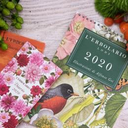 Kolekcjonerski Kalendarz Ścienny 2020r.z grafikami Alfonso Goi