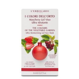 L'Erbolario I Colori dell'Orto Ultra – nawilżająca żelowa maska do twarzy, 50ml