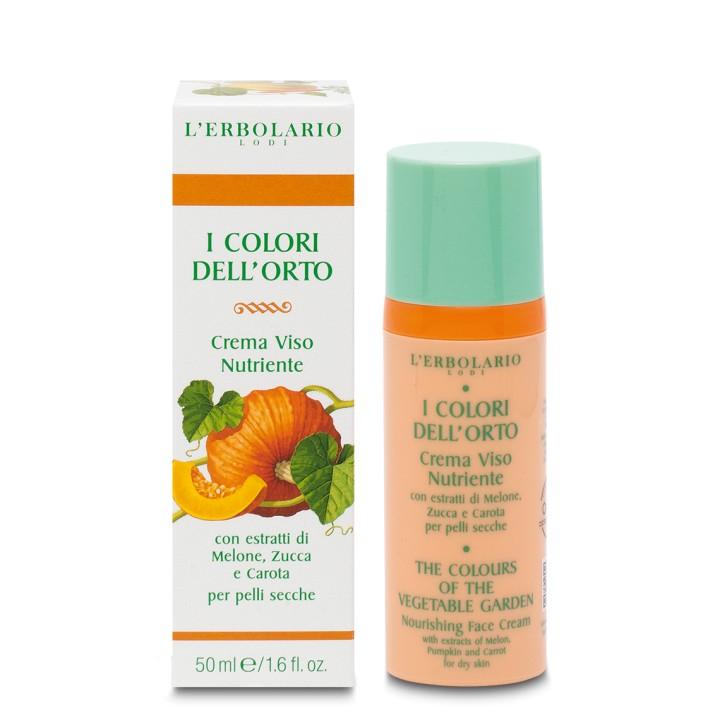 L'Erbolario I Colori dell'Orto Odżywczy krem do twarzy , 50ml