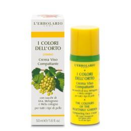 L'Erbolario I Colori dell'Orto Ujędrniający krem do twarzy, 50ml