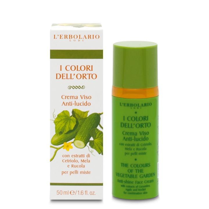 L'Erbolario I Colori dell'Orto Matujący krem do twarzy, 50ml
