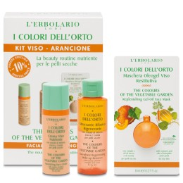 L'Erbolario I Colori dell'Orto Zestaw ODŻYWIENIE - Edycja limitowana