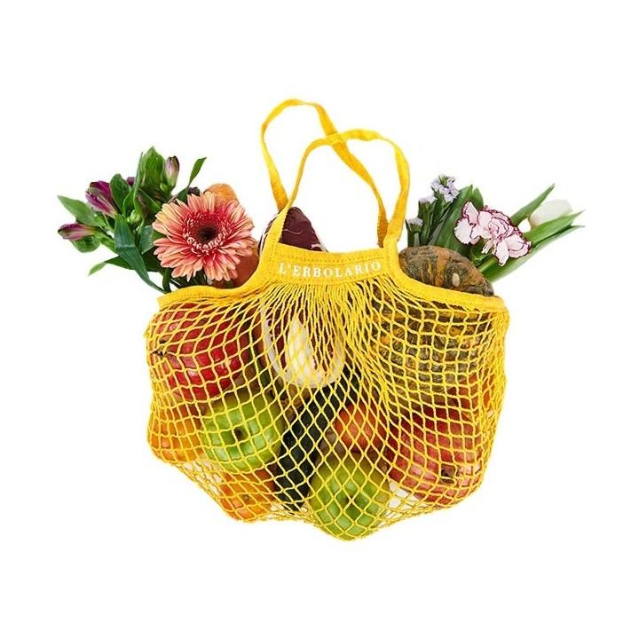 Bądź EKO! - Twój prezent do zakupów I Colori dell'Orto za min. 100zł! Bawełniana torba wielokrotnego użytku.