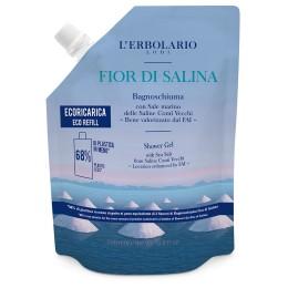 'Erbolario EKO Refillka Fior di Salina Pianka do kąpieli - opakowanie uzupełniające, 500ml