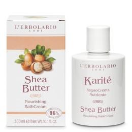 L'Erbolario Karité Odżywczy krem do kąpieli