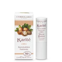 L'Erbolario Karité Odżywcze masło do ust, 5,5ml