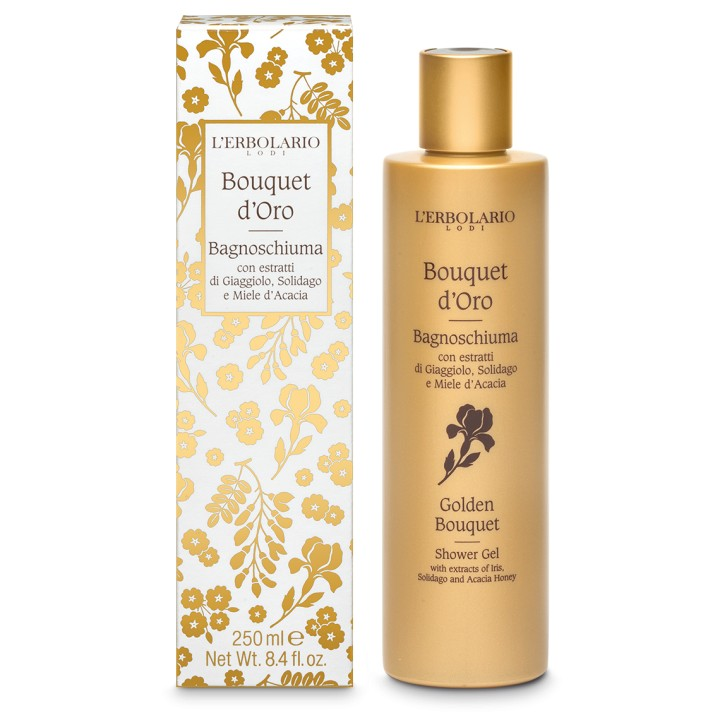 Bouquet d'Oro Pianka do kąpieli, 250ml