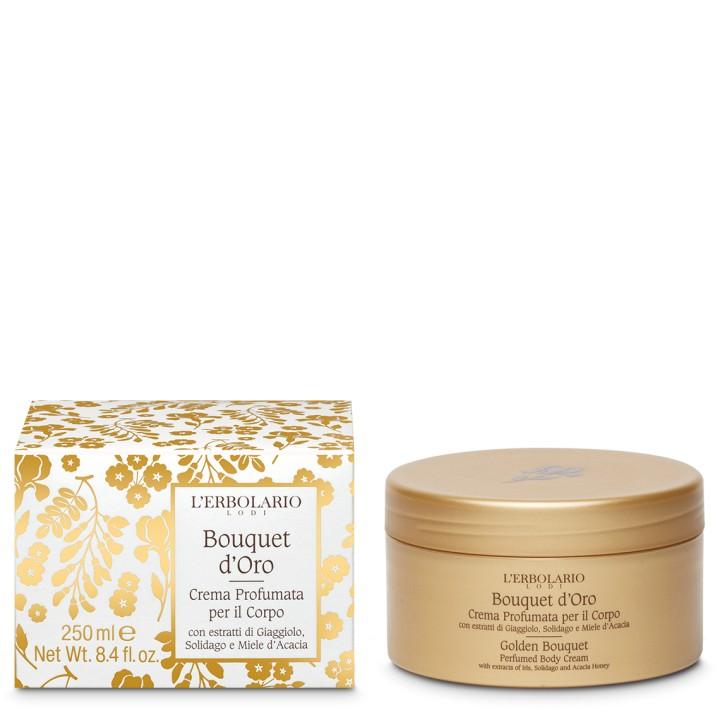 Bouquet d'Oro Perfumowany krem do ciała, 200ml