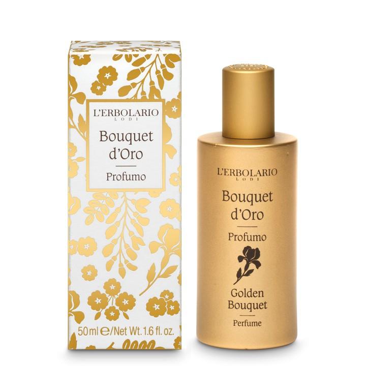 L'Erbolario Bouquet d'Oro Woda perfumowana, 50ml