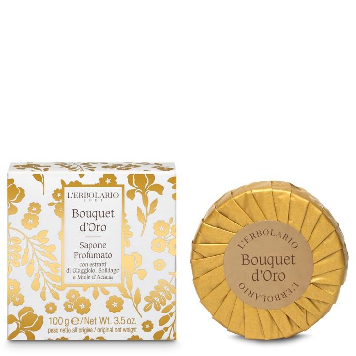 Bouquet d'Oro Mydło perfumowane, 100g