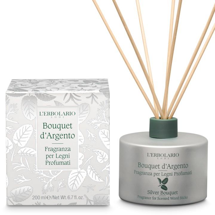 Bouquet d'Argento Perfumy do patyczków zapachowych (dyfuzor), 200ml