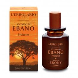 L'Erbolario Accordo di Ebano, woda perfumowana, 50 ml