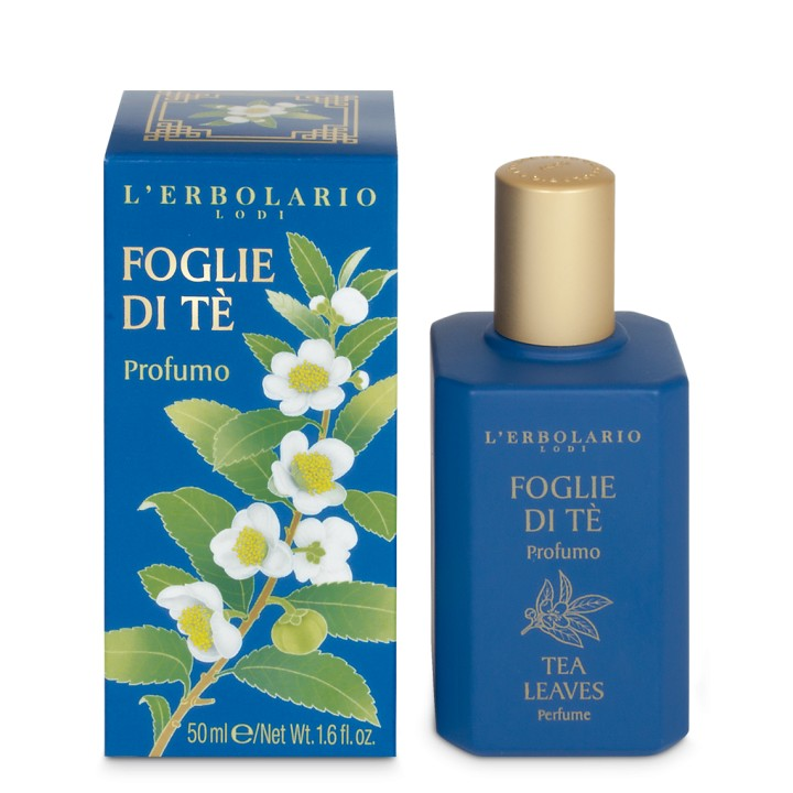 Foglie di Tè Woda perfumowana, 50ml