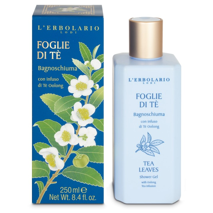 Foglie di Tè Pianka do kąpieli, 250ml