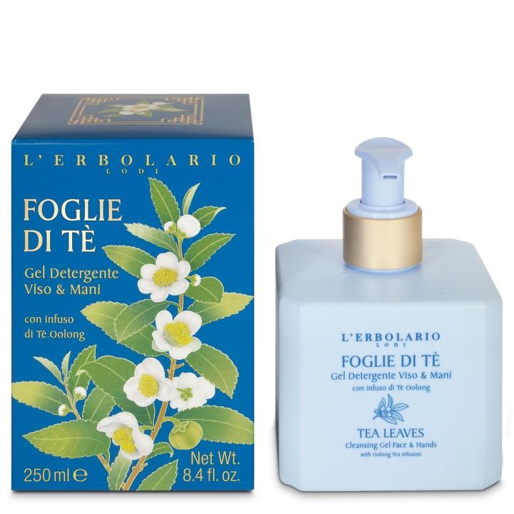 Foglie di Tè Żel do mycia twarzy i rąk, 250ml