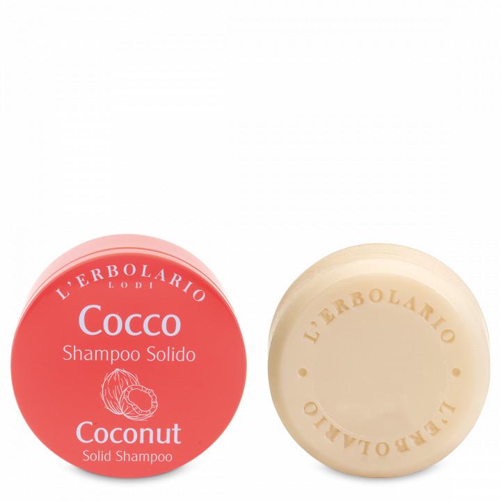 Cocco Szampon w kostce, 60g