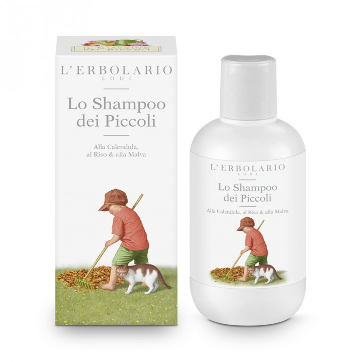 Giardino dei Piccoli Szampon dla dzieci, 200 ml