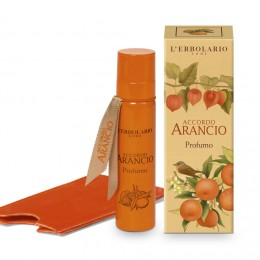 L'Erbolario Accordo Arancio perfumy w żelu roll-on 14 ml