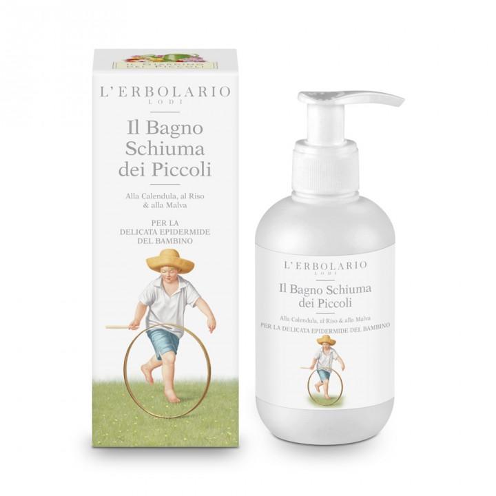 Giardino dei Piccoli Pianka do kąpieli dla dzieci, 200 ml