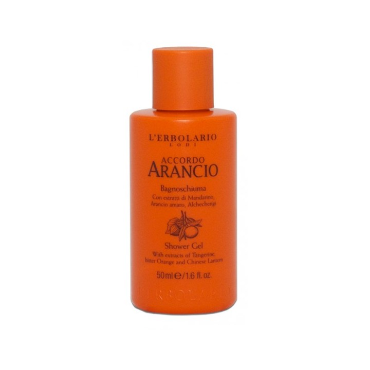L'Erbolario Accordo Arancio pianka do kąpieli, 50ml
