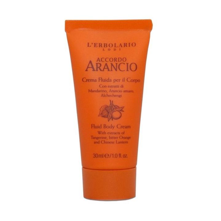 L'Erbolario Accordo Arancio Balsam do Ciała 30ml