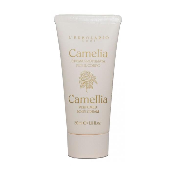 L'Erbolario Kamelia perfumowany krem do ciała, 30ml