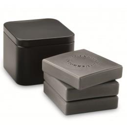L'Erbolario Jałowiec Mydło perfumowane (3 szt.) - edycja limitowana z blaszanym pudełkiem 300g
