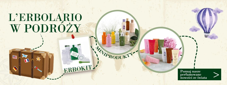 Zabierz swoje ulubione produkty w podróż !