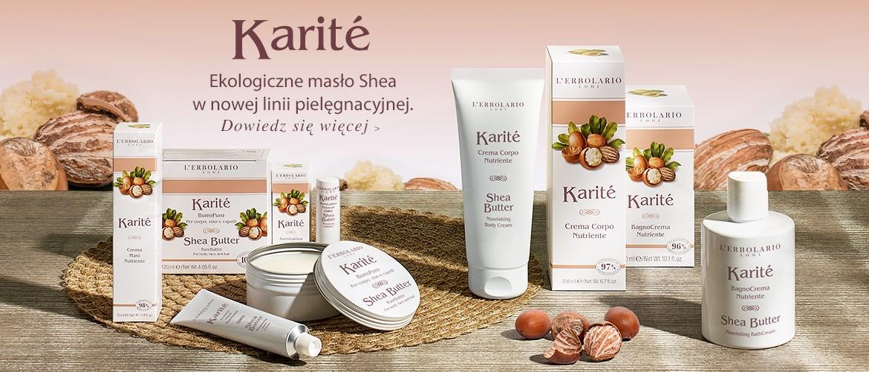 Dar Afryki - ekologiczne masło shea w nowej kolekcji Karité!