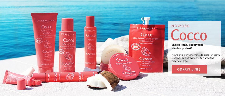 Nowość! COCCO - Tu rozpoczyna się Twoja podróż na egzotyczną wyspę!