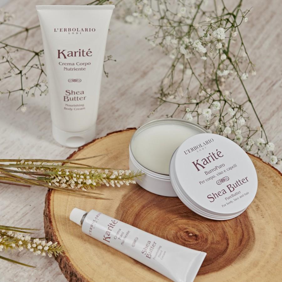 Ekologiczne, naturalne masło shea w nowej linii Karité